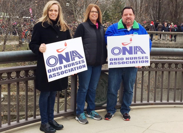 Save ACA ralliers in Ohio